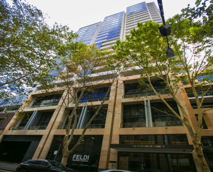 The Stamford Residences & Reynell Terraces