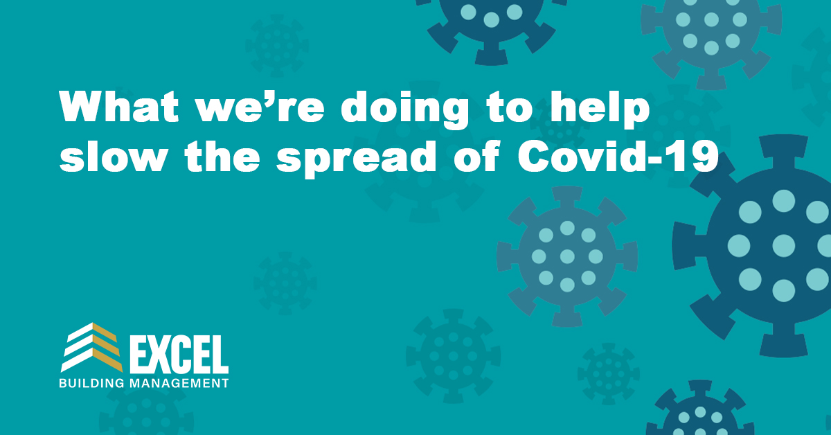 What we're doing to help slow the spread of Covid-19